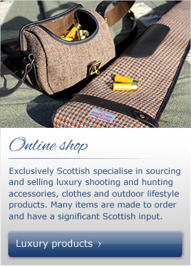 Visit the Exclusively Scottish Online Shop to browse our exclusive Scottish lifestyle products