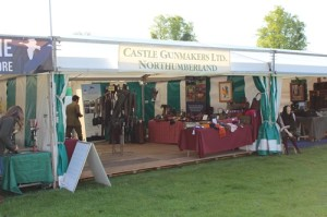 Highclere Castle stand