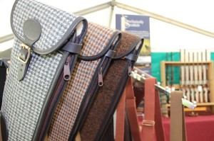 Harris Tweed Gunslips