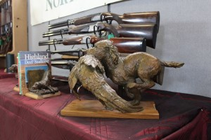 Fieldsports sculptures for sale