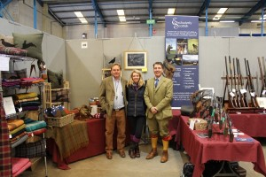 Exclusively Scottish at Stand13 at the game fair