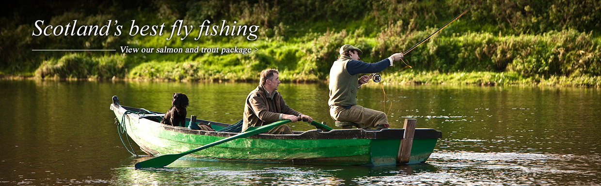 Scotland's best fly fishing