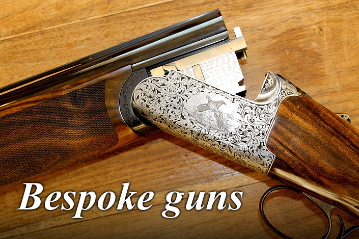 Bespoke shotgun for sale