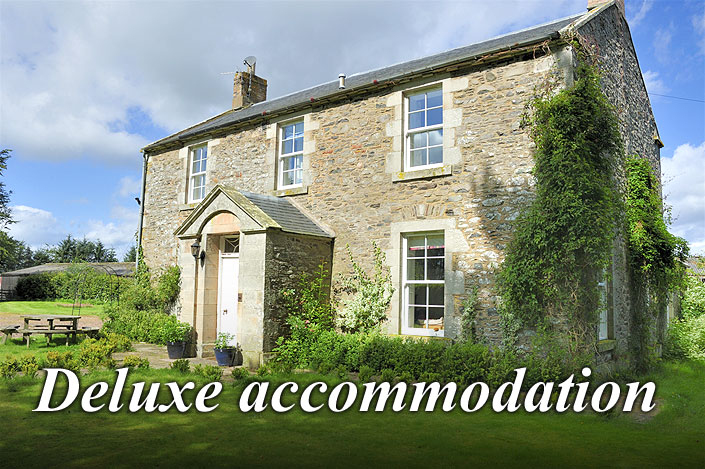 Deluxe local accommodation available for shoots and activities