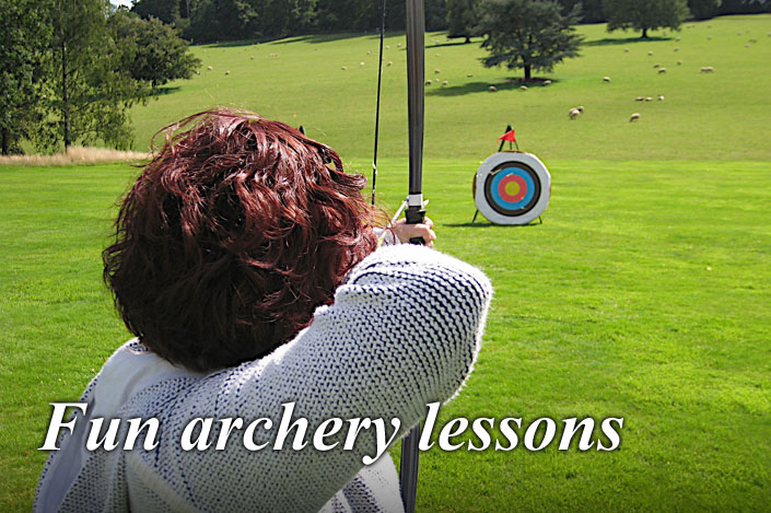 Fun archery experiences for all the family
