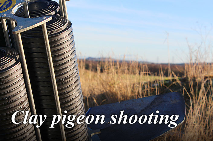 Clay pigeon shooting experiences, lessons and practice for all