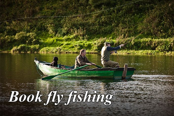 Book or customise a fly fishing package